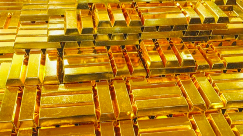 Giá vàng hôm nay ngày 26/3: Vàng tăng nhẹ trước khi lao dốc