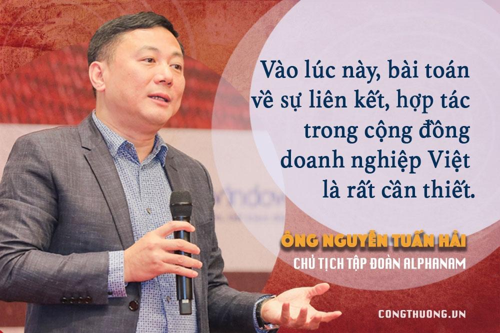 [Longform] Doanh nghiệp Việt cần nắm tay nhau, không chỉ lúc khó khăn