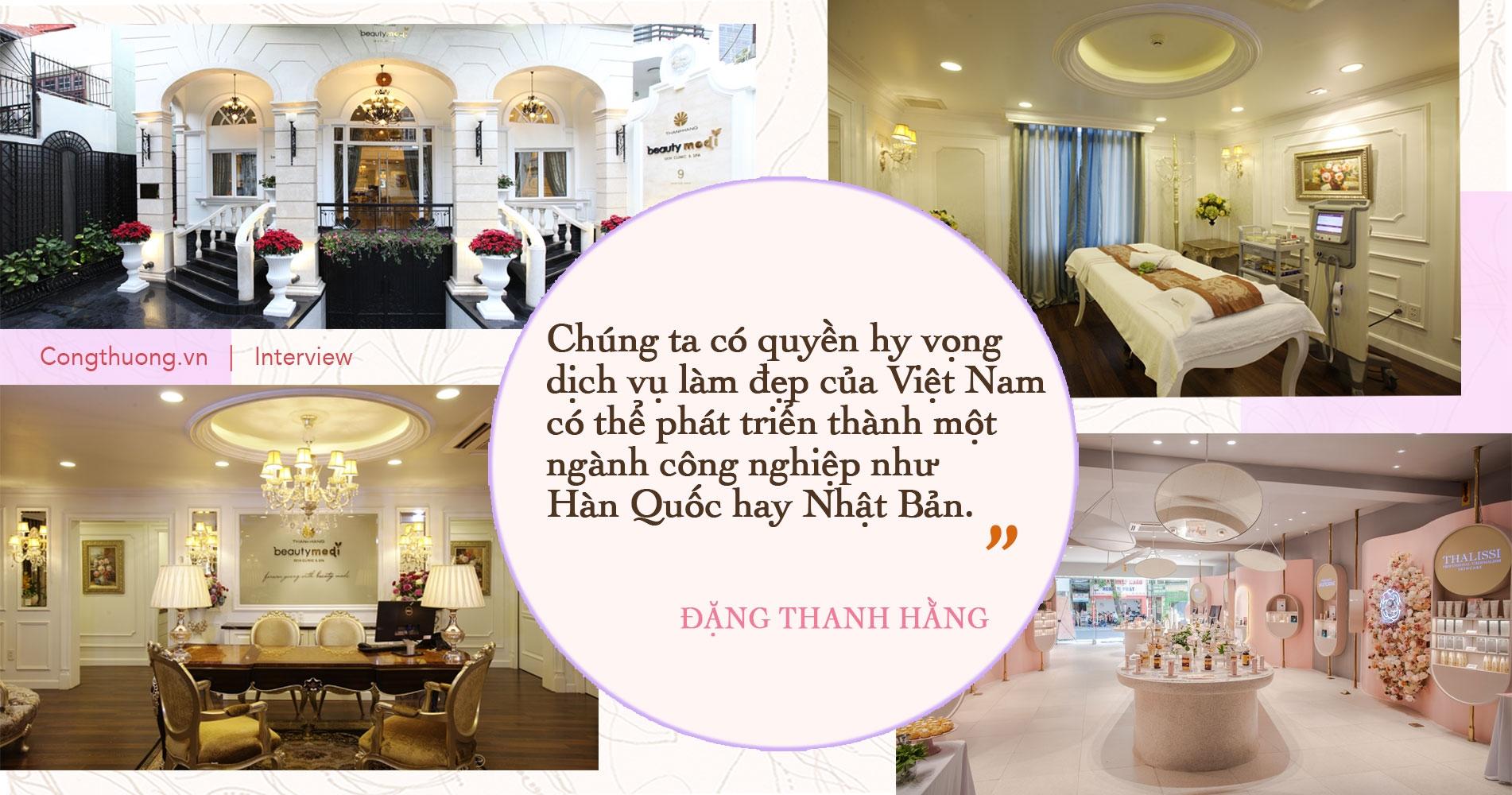 Nữ doanh nhân Đặng Thanh Hằng và triết lý Tâm, Tín trong kinh doanh