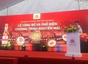 Bia Hà Nội 450ml: 'Chai to - giải lớn'