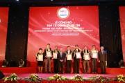 Habeco: Top 10 Công ty uy tín ngành Thực phẩm - Đồ uống Việt Nam 2017
