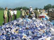 Chống buôn lậu thuốc lá: Chính sách quyết liệt, thực thi lỏng lẻo