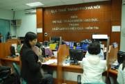 Hà Nội: Thu ngân sách tăng gần 15%