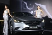 Mazda6 mới chính thức lăn bánh tại Việt Nam