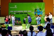 """Vietcombank và chiến dịch """"Màu xanh cho cuộc sống"""""""