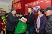 Bảo Tín Minh Châu trao quà tết cho các gia đình khó khăn tại Hà Nội