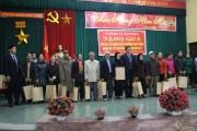 Toyota Việt Nam trao quà tết tại tỉnh Vĩnh Phúc