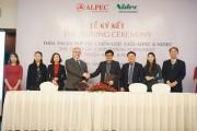 ALPEC hợp tác với tập đoàn lớn của Nhật Bản trong lĩnh vực sản xuất thang máy