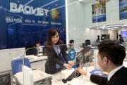 BAOVIET Bank ra mắt thẻ tín dụng nội địa