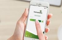 vietcombank trien khai tinh nang thanh toan ve tau xe tren vcb mobile b nking