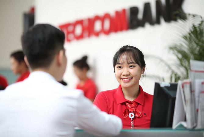 Doanh thu đạt 27 nghìn tỷ đồng, Techcombank thu lợi nhuận 15,8 nghìn tỷ trong năm 2020