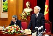 Hoạt động của Ban Kinh tế Trung ương cần tích cực và chủ động hơn