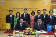 PvcomBank hợp tác với Đại học Kinh tế Quốc dân