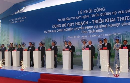 thaco chinh thuc trien khai du an khu cong nghiep chuyen phuc vu nong nghiep
