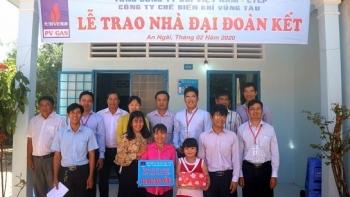 khoi dong chuong trinh an sinh xa hoi nam 2020 cua pv gas