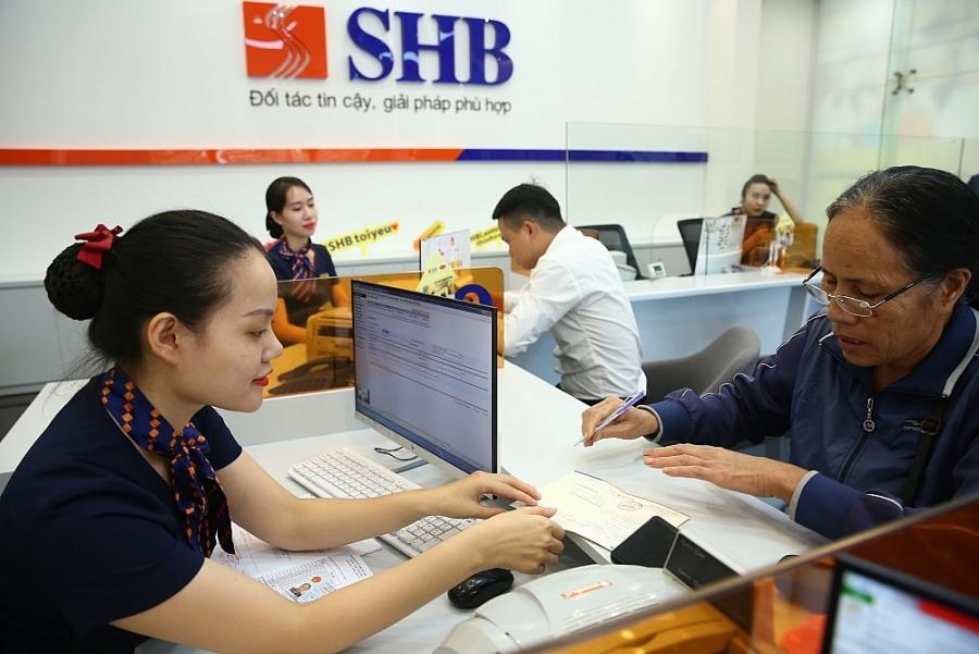 SHB miễn phí chuyển tiền trọn đời và tặng tài khoản số đẹp cho khách hàng