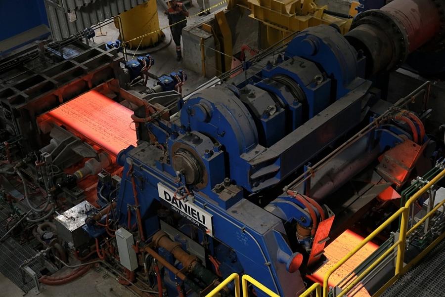 Sản lượng thép cuộn cán nóng HRC cán mốc 1 triệu tấn