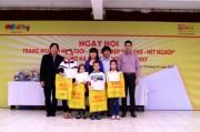 VPP Hồng Hà đồng hành cùng 'Trạng nguyên nhỏ tuổi' và cuộc thi viết chữ đẹp toàn quốc