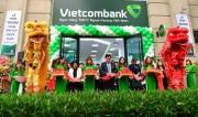 Vietcombank mở rộng mạng lưới hoạt động