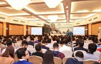 du kien doanh thu 70000 ty dong nam 2019 hoa phat chia co tuc 30 bang co phieu cho nam 2018