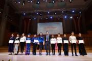 85 sinh viên trường nhạc nhận học bổng Toyota hỗ trợ tài năng trẻ