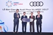 Audi sản xuất giới hạn 5 mẫu xe phục vụ APEC 2017