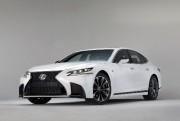 Lexus LS 500 F Sport chính thức xuất hiện