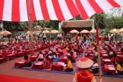Chung kết Ngày hội Trạng nguyên nhỏ tuổi và cuộc thi viết chữ đẹp