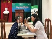 Bệnh viện Mắt Hà Nội 2 thực hiện khám chữa bệnh miễn phí tại Ninh Bình