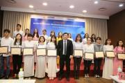 LienVietPostBank trao học bổng cho sinh viên xuất sắc