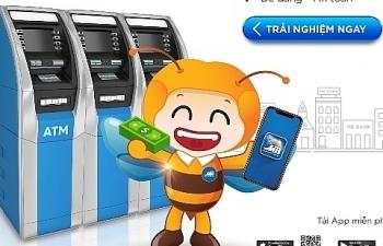 app mbbank rut tien atm khong can the an toan tuyet doi