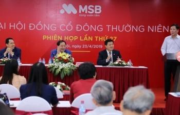 msb chinh thuc niem yet vao quy 32019