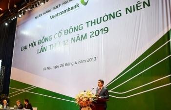 vietcombank dat muc tieu 20000 ty dong loi nhuan nam 2019