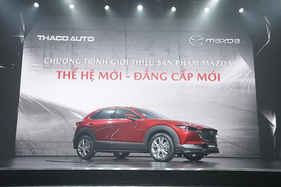 """THACO Auto trình làng Mazda """"thế hệ mới – đẳng cấp mới"""""""