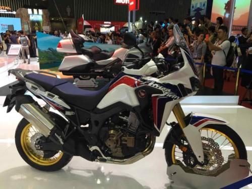 Honda Việt Nam mang 30 mẫu xe đến Vietnam Motorcycle Show