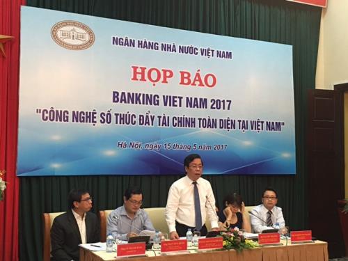 Điểm nhấn công nghệ số trong dịch vụ ngân hàng