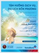 Du lịch Hawai cùng VietinBank