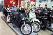 Chiếm 72,5% thị phần, xe máy Honda bán ra gần 2,4 triệu chiếc