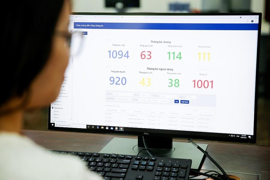 Doanh nghiệp Việt đẩy nhanh quá trình chuyển đổi số trong giáo dục