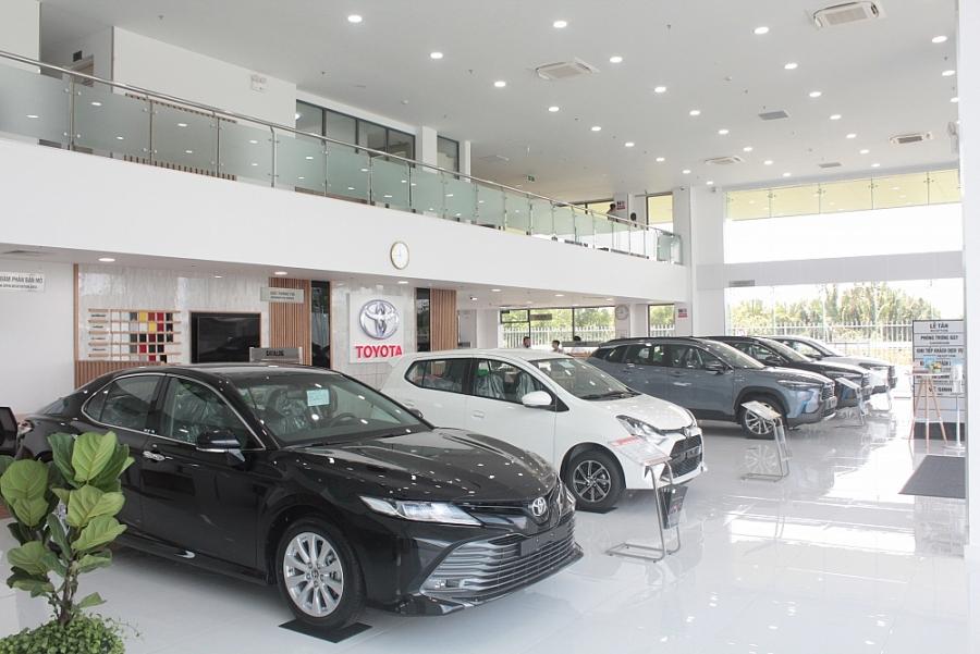 Toyota Việt Nam mở rộng hệ thống đại lý