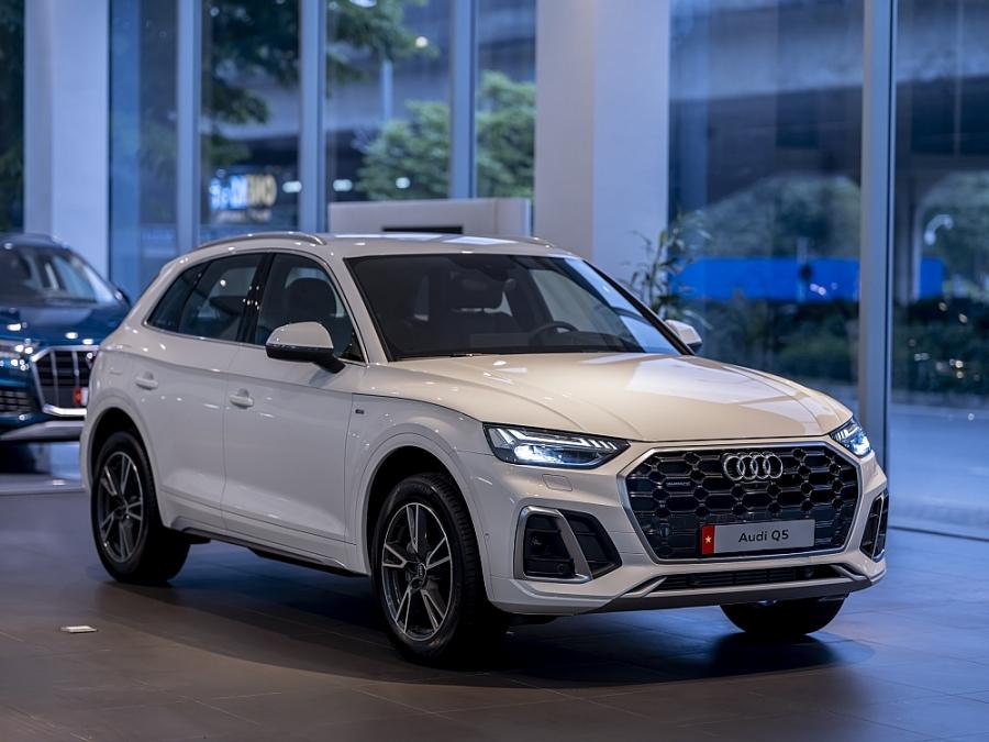 Audi Q5 phiên bản mới chính thức ra mắt thị trường Việt Nam