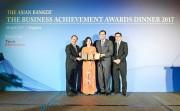 Vietcombank nhận 3 giải thưởng của The Asian Banker