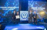 Volkswagen mở rộng mạng lưới hệ thống đại lý chính hãng tại Việt Nam