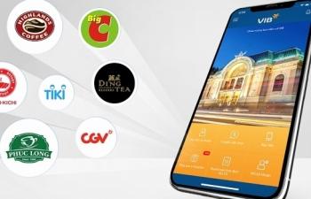 vib hop tac cung startup trong linh vuc qua tang dien tu tren myvib