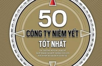 vicostone tiep tuc duoc forbes viet nam vinh danh top 50 cong ty niem yet tot nhat viet nam