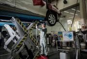 TMV nhận hơn 10 nghìn lượt xe làm dịch vụ về dàn lạnh