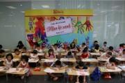 """Văn phòng phẩm Hồng Hà tiếp tục tổ chức thi vẽ tranh """"Mùa hè xanh"""""""
