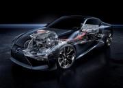 Công nghệ Lexus Hybrid sẽ có mặt tại  Triển lãm ô tô Việt Nam 2017