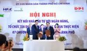Vietcombank hợp tác toàn diện với Sở Kế hoạch và Đầu tư TP. Hồ Chí Minh