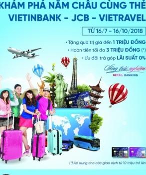 kham pha nam chau cung the vietinbank jcb vietravel